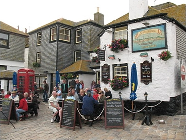 pub in St Ives