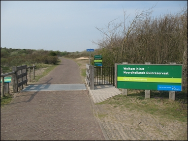 Noord-Hollands duinenreservaat