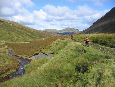 single track door Mosedale