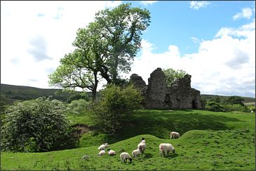 Pendragon Castle, Yorkshire