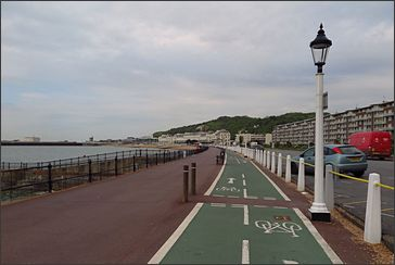 Marine Parade in Dover