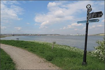 thames cycle path
