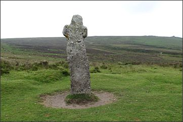 Dartmoor Stone Cross