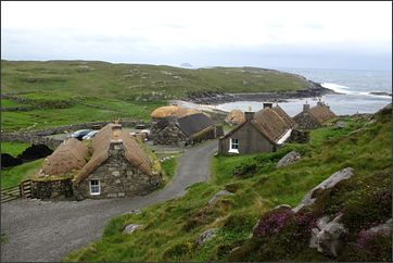 Gearannan Black Houses